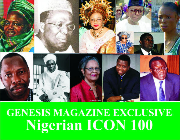 Genesis Exclusive: Nigeria Top 100 Icon