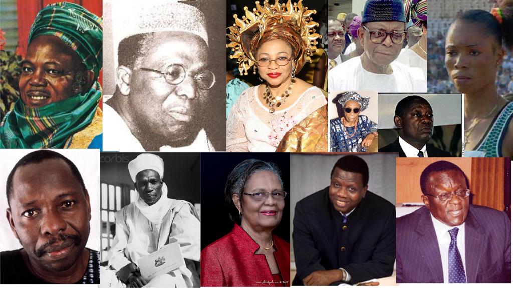 nigerian icons