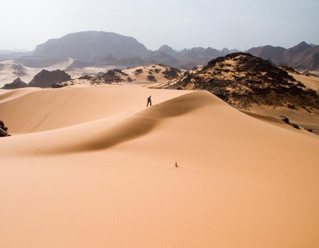 7.sahara desert
