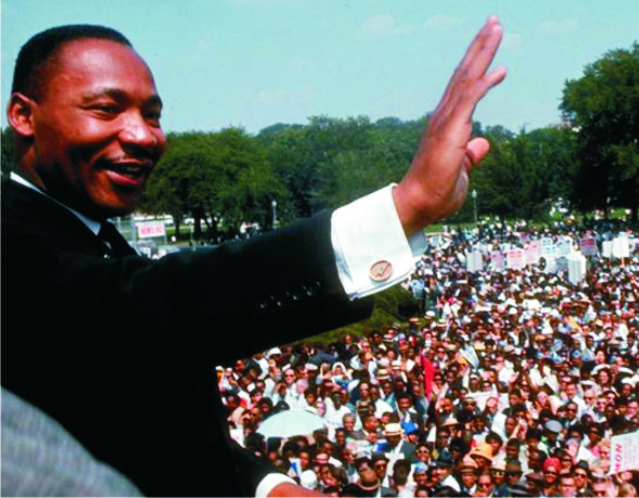 Martin Luther King Jr: Authentic I Have a Dream Speech