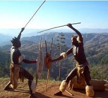 Nguni-Stick-Fighting