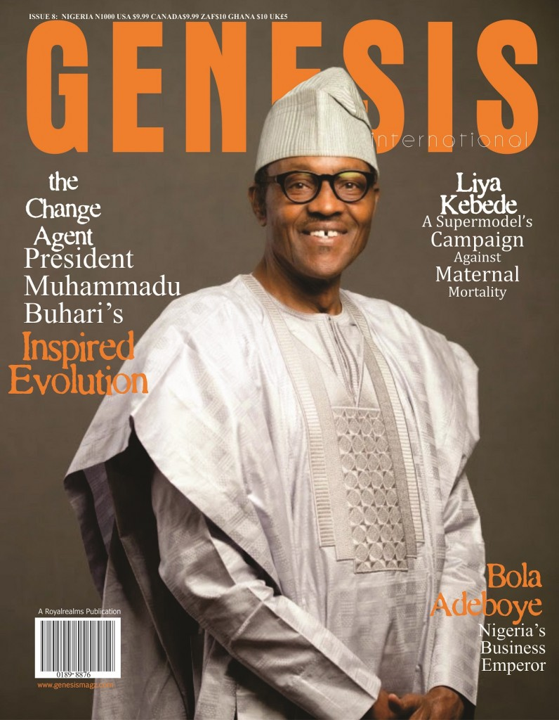 Genesis Magazine Issue 8 - Copy