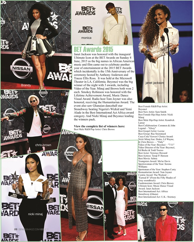 bet awards2015 glitz