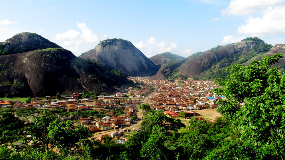 Image result for idanre hills