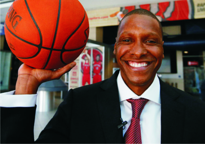 Sports: Masai Ujiri's Inspired Route to Success