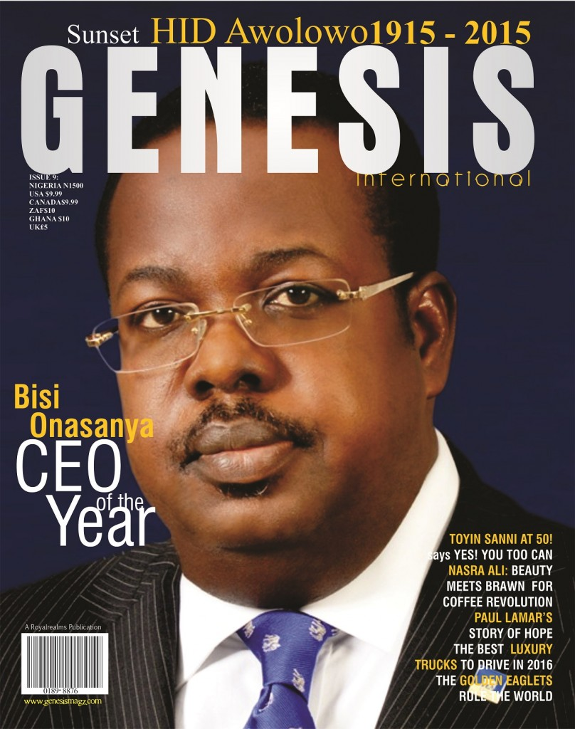 GENESIS INTERNATIONAL MAGAZINE 9