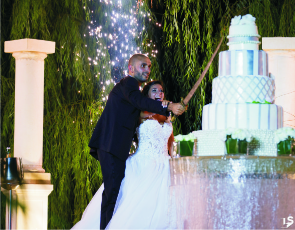 Events: Remy Abisemmaan Weds Peter Harb in Lebanon