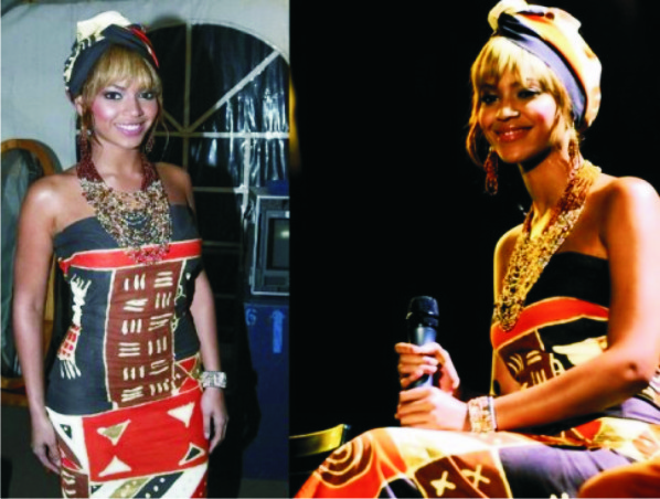 Fashion: Global Icons Embrace Africa Inspired Designs