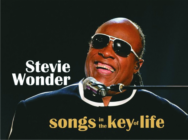 Diaspora: Stevie Wonder: Songs in the Key of Life