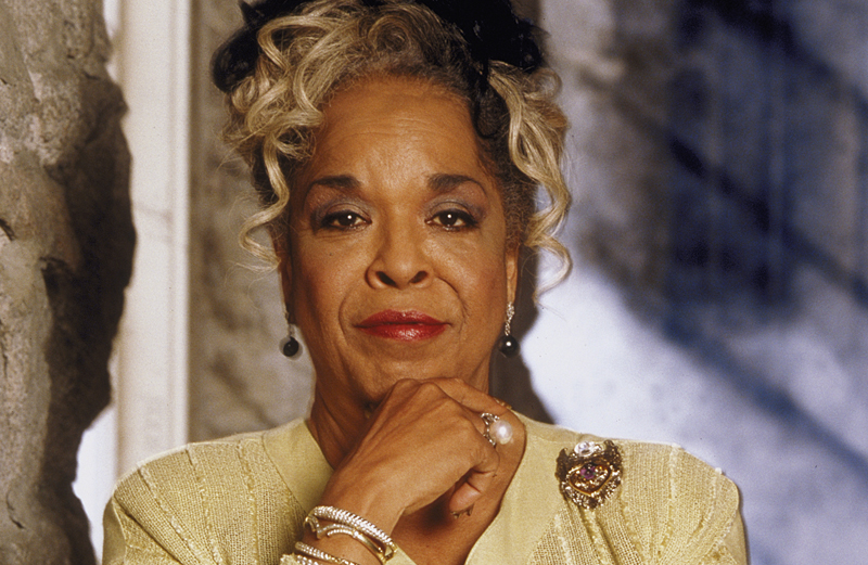 Diaspora: Della Reese – Touched By an Angel