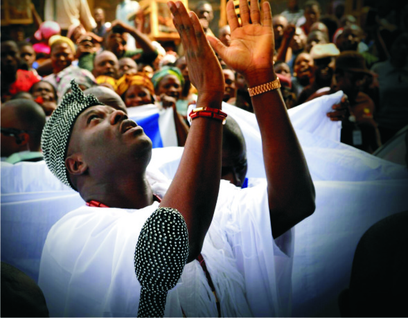 Roots: His Imperial Majesty Oba Adeyeye Ogunwusi: Destined To Reign