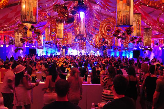 Events: Rio Carnival 2016